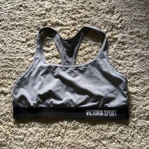 Victoria Sport lightweight bra detail on side